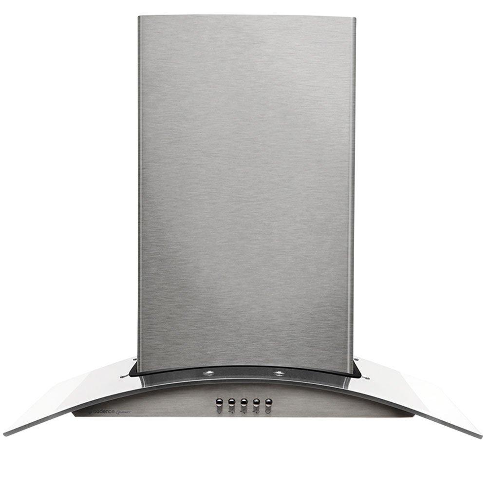 Coifa de Parede Gourmet CFA361 60cm 3 Velocidades Inox 110V unidade Cadence  UN