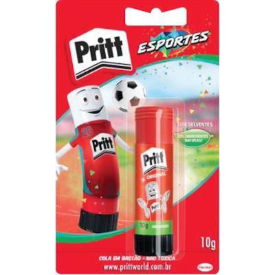 Cola bastão 10g Pritt  UN