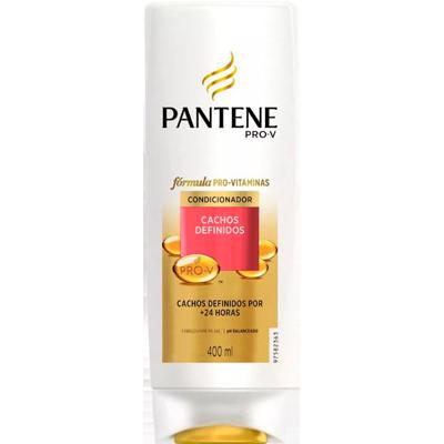 Condicionador Cachos Hidra-Vitaminados 400ml Pantene frasco UN