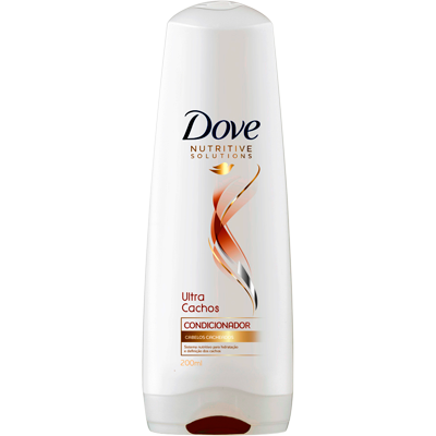 Condicionador diário ultra cachos 200 ml Dove  UN