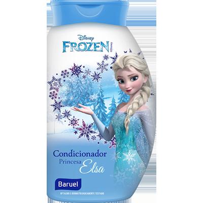 Condicionador infantil 230ml Frozen  UN