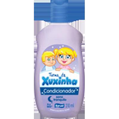 Condicionador Infantil Noites Tranquilas 210ml Turma da Xuxinha  UN
