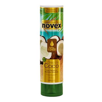 Condicionador óleo de coco 300ml Novex  UN