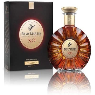 Conhaque XO Excellence 700ml Remy Martin garrafa UN