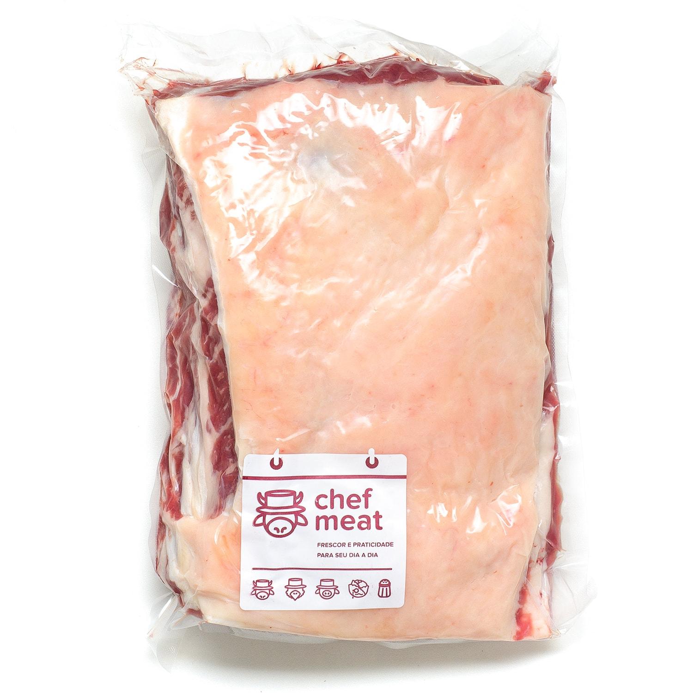 Contra Filé Resfriado sem Noix 1Kg Chef Meat pacote PCT