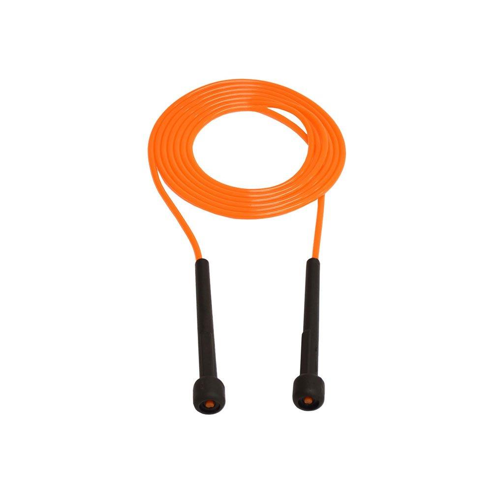 Corda de Pular Slim em PVC Laranja 3 Metros Polimet  UN