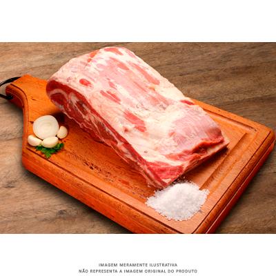 Costela Bovina Gaucha Resfriada 1Kg Chef Meat pacote PCT