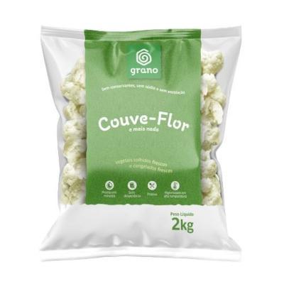 Couve-Flor congelada 2kg Grano pacote PCT