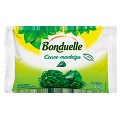 Couve Manteiga congelada por Kg Bonduelle pacote KG