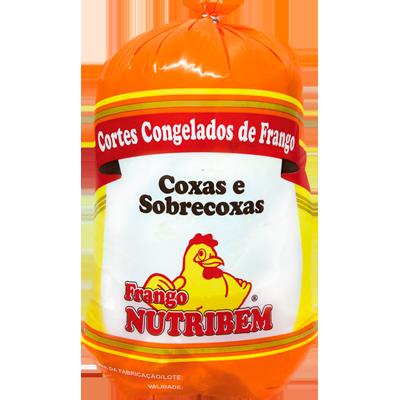 Coxa com Sobrecoxa congelado por kg Nutribem  KG