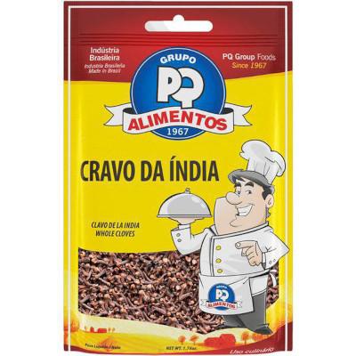 Cravo da Índia  250g PQ Alimentos pacote PCT