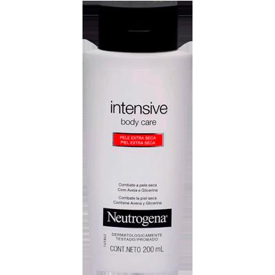 Creme Corporal Loção Hidratante Intensive Pele Extra Seca 200ml Neutrogena  UN