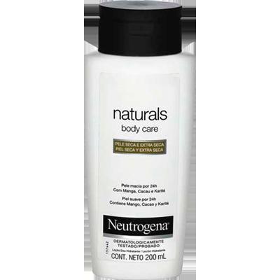 Creme Corporal Loção Hidratante Natural 200ml Neutrogena  UN