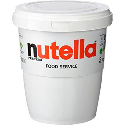 Creme de Avelã  3kg Nutella balde BD