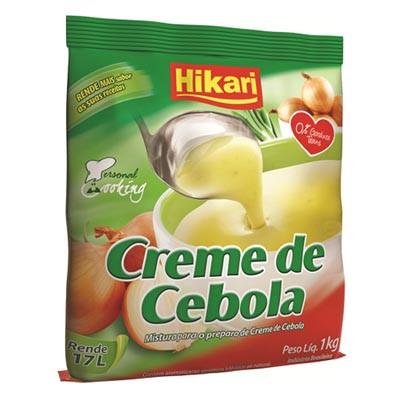 Creme de Cebola  1kg Hikari pacote PCT