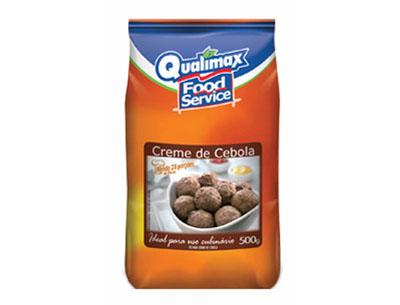 Creme de Cebola  500g Qualimax pacote PCT