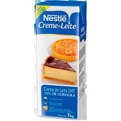 Creme de Leite  1kg Nestlé Tetra Pak UN