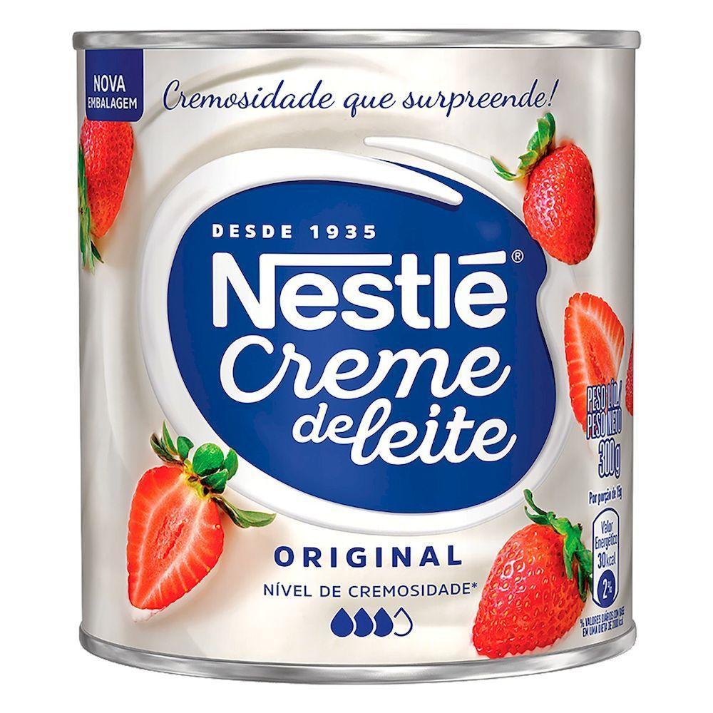 Creme de Leite  300g Nestlé lata UN