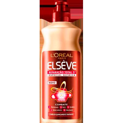 Creme de Pentear química 250ml Elseve/Reparação Total 5  UN