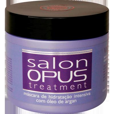 Creme de Tratamento de Cabelos violet 400g Salon Opus pote POTE