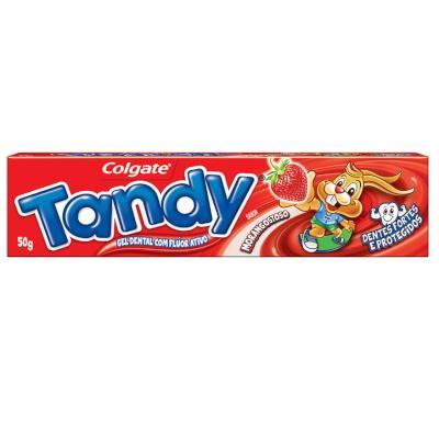 Creme Dental Infantil Morangostoso 50g Colgate/Tandy  UN