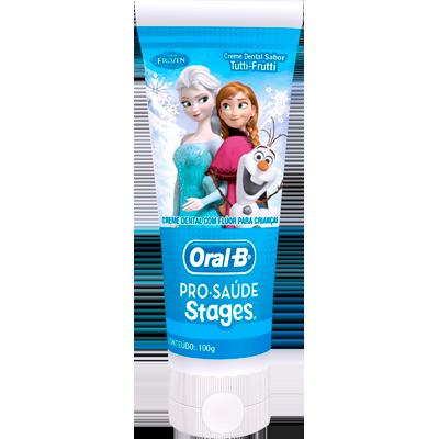 Creme Dental tradicional frozen 100g Oral-B  UN