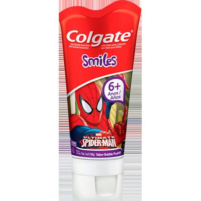 Creme Dental tradicional spider man 100g Colgate  UN