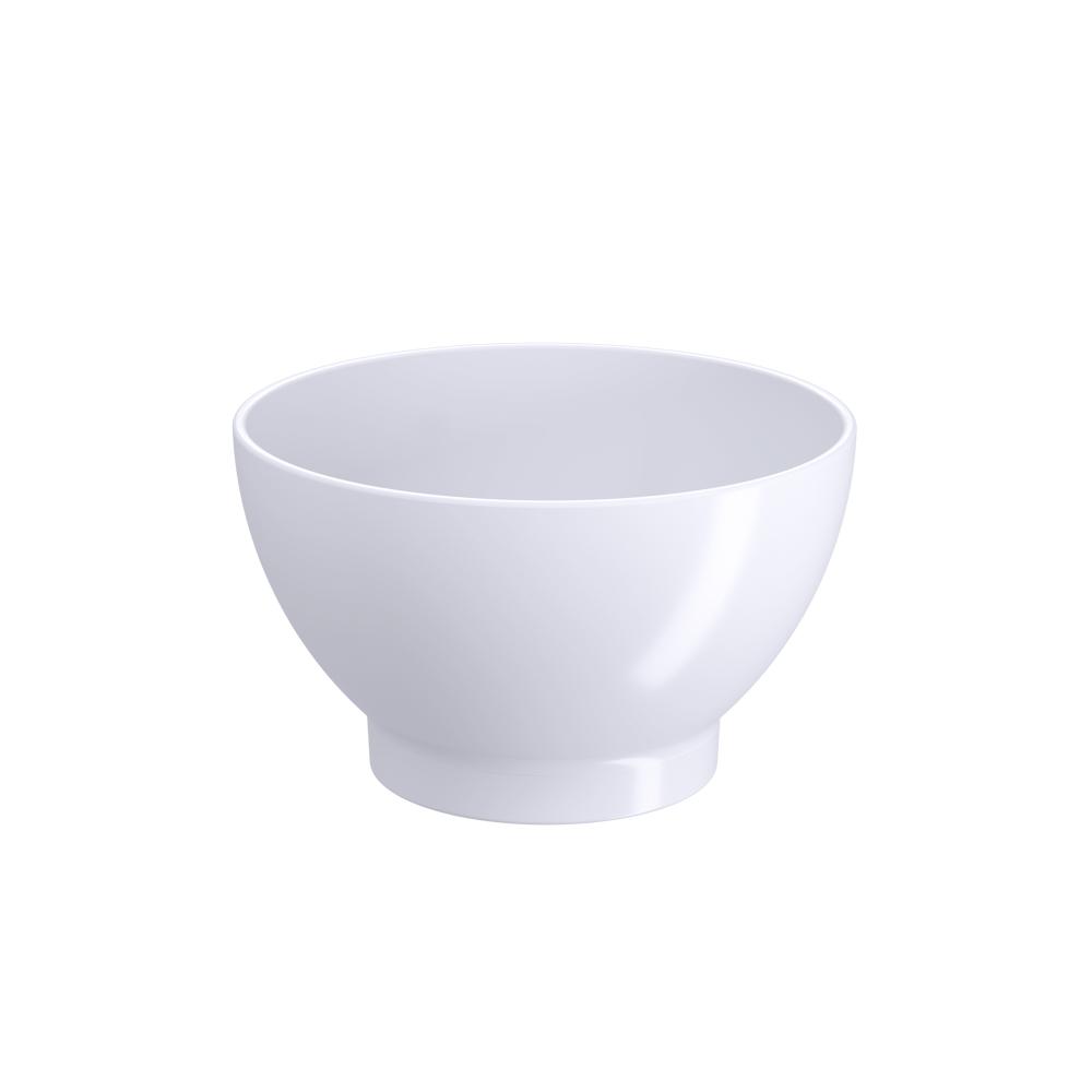 Cumbuca Cozy Branco Polipropileno (PP) 300ml Coza  UN