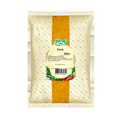Curry  500g Fuchs pacote PCT