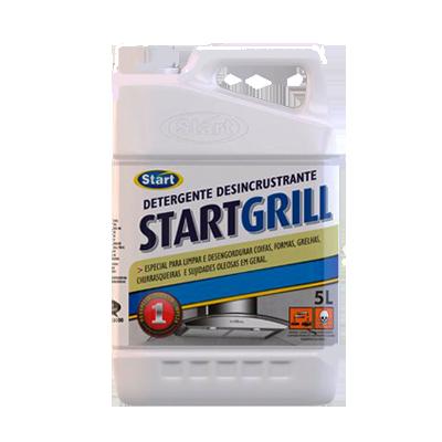 Limpador Desengordurante limpa chapa, forno e fogão 5Litros Startgrill galão GL