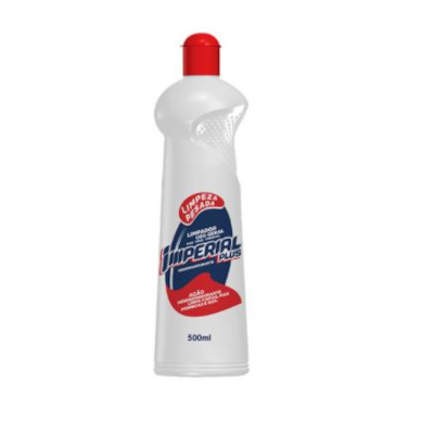 Limpador Desengordurante limpeza pesada 550ml Imperial Plus frasco FR