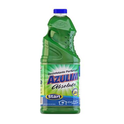 Desinfetante absolute 2Litros Azulim frasco FR