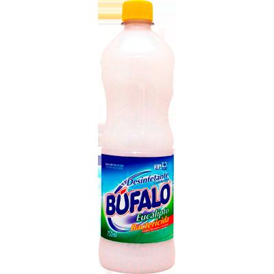 Desinfetante eucalipto 750ml Bufalo frasco FR
