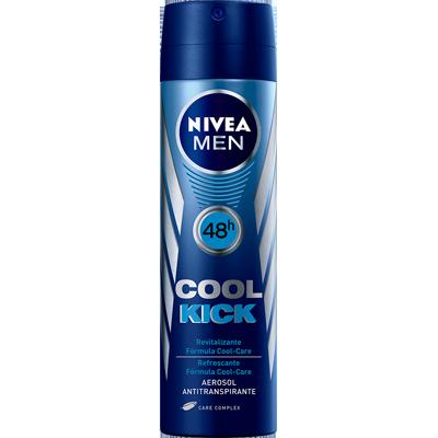 Desodorante aerosol cool kick 150ml Nivea Men  UN