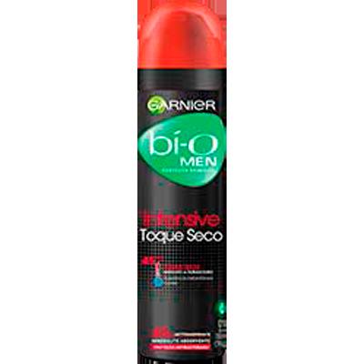 Desodorante Aerossol Intensive 150ml Garnier/BI-O Men  UN