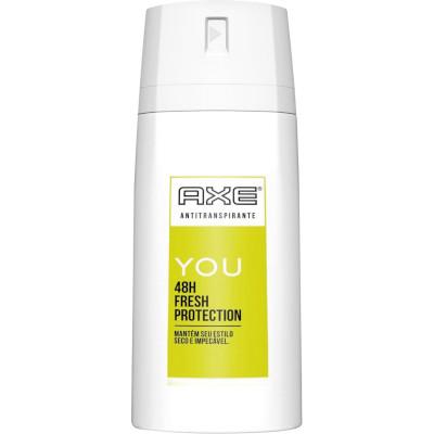 Desodorante Aerossol You 150ml Axe  UN