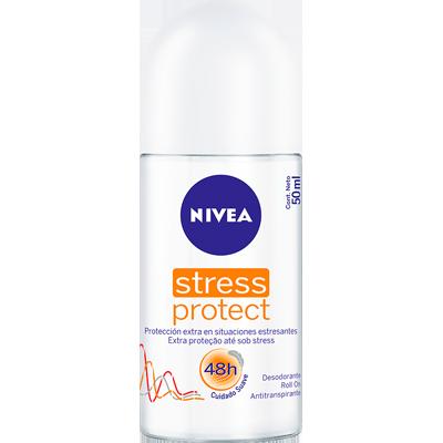 Desodorante roll-on stress protect 50ml Nivea  UN