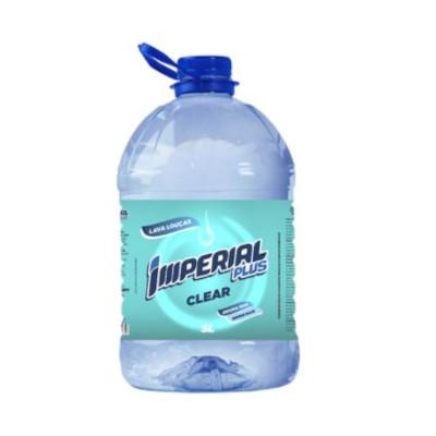 Detergente Líquido Clear 5Litros Imperial Plus galão GL