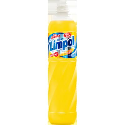 Detergente Líquido Neutro 500ml Limpol frasco FR