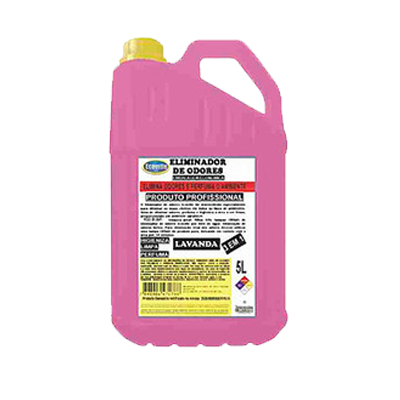 Elimina odores floral 5Litros Ecoville galão GL