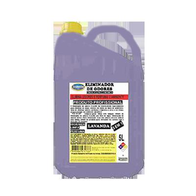 Elimina odores lavanda 5Litros Ecoville galão GL