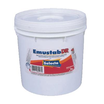 Emulsificante Emustab DR 10kg Selecta pote UN