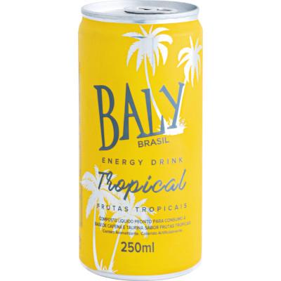 Energético Frutas Tropicais 250ml Baly lata UN