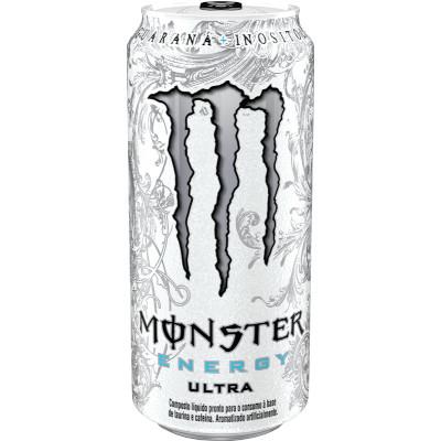 Energético Ultra 473ml Monster Energy lata UN
