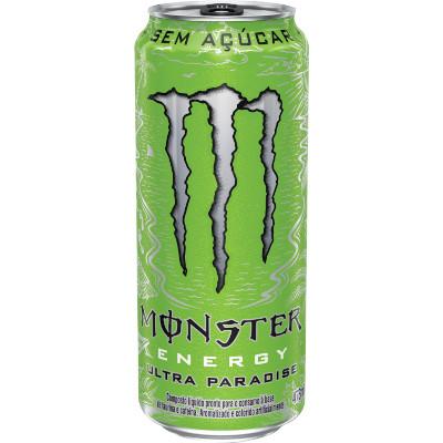 Energético Ultra Paradise 473ml Monster Energy lata UN