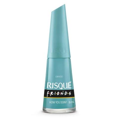 Esmalte Cremoso Friends How You Doin 8ml Risqué  UN