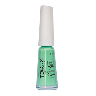 Esmalte Cremoso Home Office 8ml Novo Toque  UN
