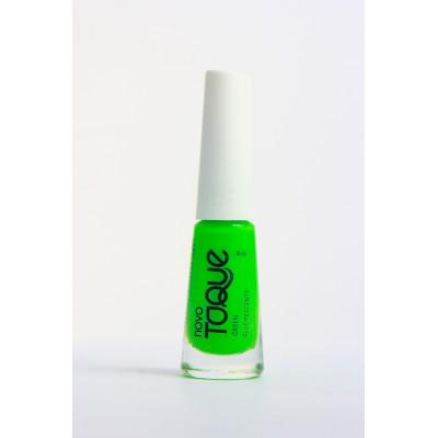 Esmalte Fluorescente Green 8ml Novo Toque  UN
