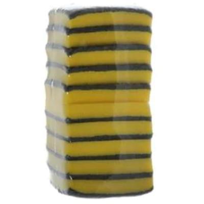 Esponja de Limpeza Multiuso 10 unidades Bettanin/Brilhus pacote UN