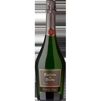 Espumante Chileno Brut 750ml Casillero del Diablo Devil's Collection garrafa UN